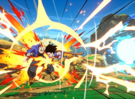 Dragon Ball FighterZ: Goku Bambino è in arrivo come DLC nel mese di maggio