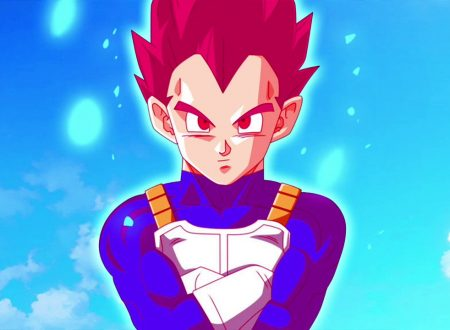 Dragon Ball Xenoverse 2: Super Saiyan God Vegeta è in arrivo prossimamente nel titolo