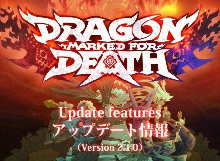 Dragon Marked for Death: il titolo aggiornato alla versione 2.1.0 sui Nintendo Switch europei