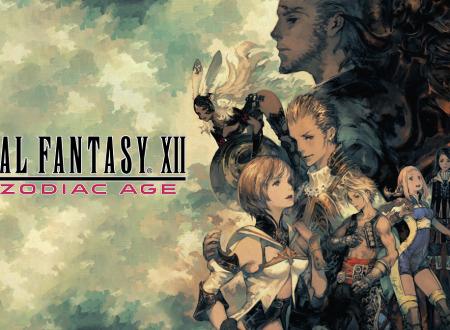 Final Fantasy XII: The Zodiac Age, pubblicato un video commercial giapponese sul titolo