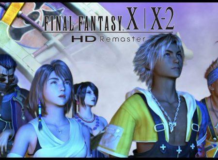 Final Fantasy X/X-2 HD Remaster: pubblicato un trailer dedicato a Tidus e Yuna