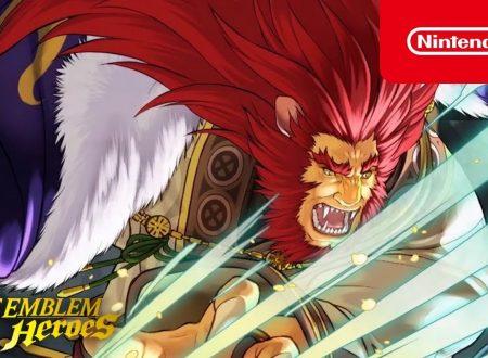 Fire Emblem Heroes: svelato l'arrivo dei nuovi eroi speciali: Fuori da Gania