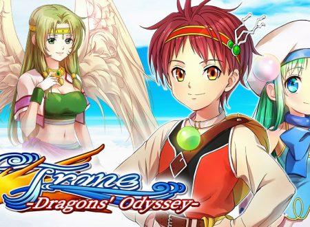 Frane: Dragons' Odyssey: uno sguardo in video al titolo dai Nintendo Switch europei