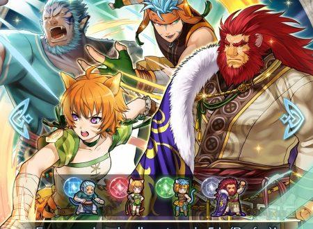 Fire Emblem Heroes: ora disponibili i nuovi eroi speciali: Fuori da Gania