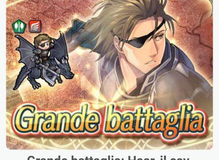 Fire Emblem Heroes: la grande battaglia: Haar, il cavaliere ombroso, è ora disponibile nel titolo