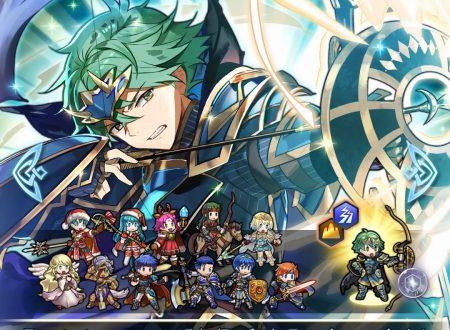 Fire Emblem Heroes: ora disponibile l'evento evocazione Eroi leggendari: Alm, il Re Sacro e i duelli bellici