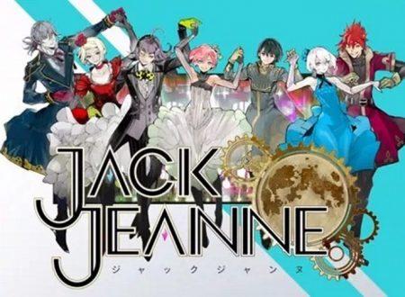 Jack Jeanne: il titolo è in arrivo nel corso del 2020 sull'eShop di Nintendo Switch