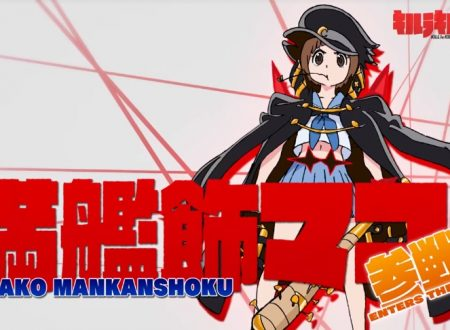 Kill la Kill the Game: IF, pubblicato un trailer panoramica sul titolo