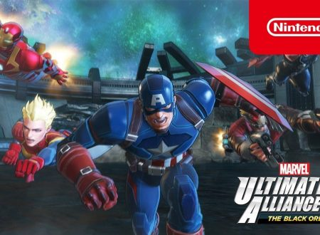 MARVEL ULTIMATE ALLIANCE 3: The Black Order, pubblicato un video commercial giapponese