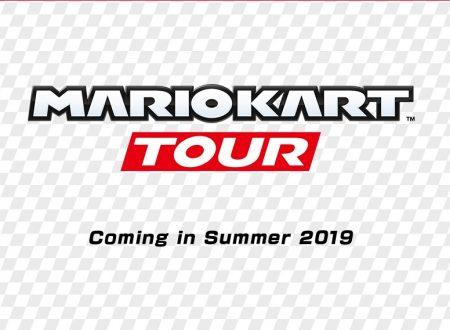 Mario Kart Tour: una closed beta sarà disponibile dal 22 maggio al 4 giugno su Android