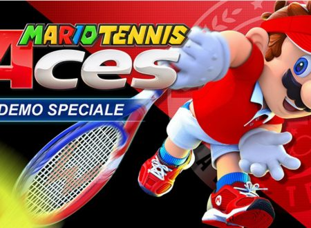 Mario Tennis Aces: una demo speciale è ora disponibile sui Nintendo Switch europei