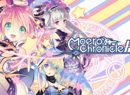 Moero Chronicle Hyper: i nostri primi 34 minuti di gameplay della build inglese su Nintendo Switch