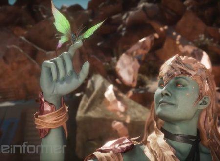 Mortal Kombat 11: Cetrion entra a far parte del roster dei kombattenti nel titolo