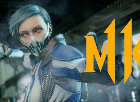 Mortal Kombat 11: pubblicato un nuovo reveal trailer dedicato a Frost