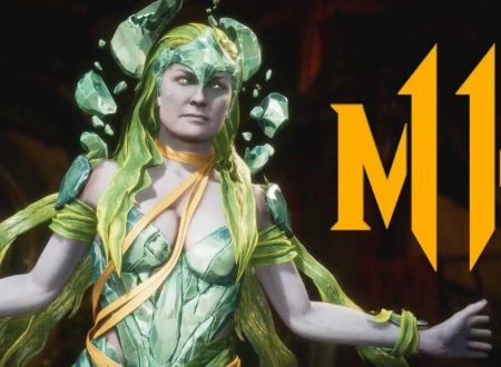 Mortal Kombat 11: pubblicato un nuovo trailer dedicato a Cetrion