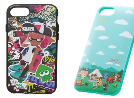My Nintendo: disponibili delle custodie per iPhone di Animal Crossing e Splatoon nello store
