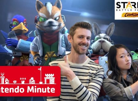 Nintendo Minute: pubblicato un video gameplay su Starlink: Battle for Atlas Crimson Moon