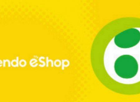Nintendo eShop: Switch, Wii U e 3DS, le uscite settimanali del 25 aprile 2019