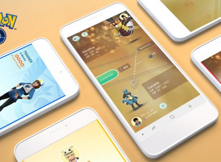 Pokèmon GO: Amici fortunati e pose avatar sono in arrivo nel titolo