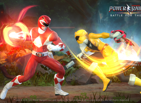 Power Rangers: Battle For The Grid, il titolo aggiornato alla versione 1.1.2 sui Nintendo Switch europei