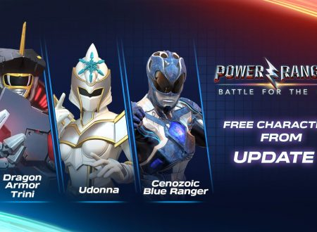 Power Rangers: Battle For The Grid, svelato l'arrivo dei primi personaggi DLC