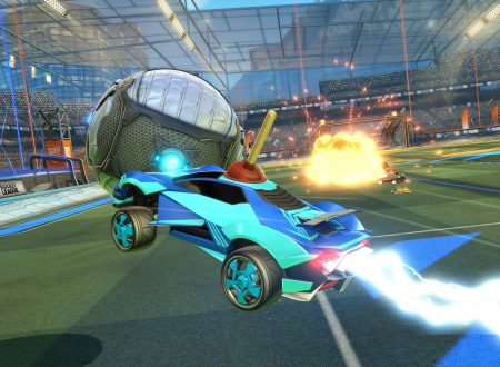 Rocket League: il titolo aggiornato alla versione 1.1.8 sui Nintendo Switch europei