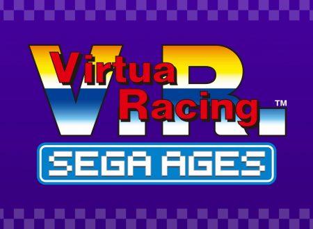 Sega Ages: Virtual Racing, uno sguardo in video al titolo dai Nintendo Switch giapponesi