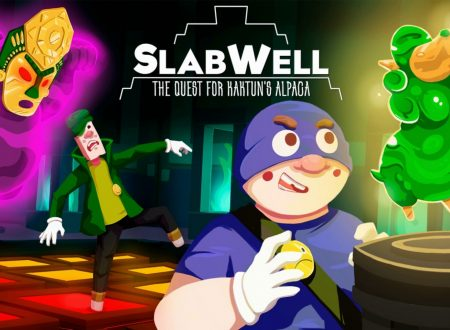 SlabWell: The Quest For Kaktun's Alpaca, uno sguardo in video al titolo dai Nintendo Switch europei