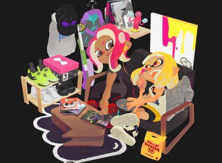 Splatoon 2: il titolo ora aggiornato alla versione 4.6.1 sui Nintendo Switch europei