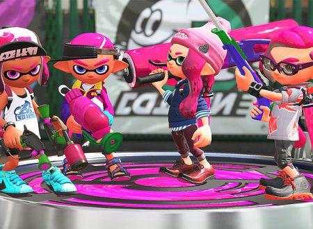 Splatoon 2: il titolo presto aggiornato alla versione 4.7.0 sui Nintendo Switch europei
