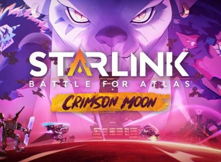 Starlink: Battle for Atlas: rilasciato l'update Crimson Moon, ora sui Nintendo Switch europei