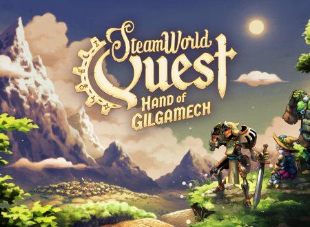 SteamWorld Quest: i primi 26 minuti di gameplay del titolo su Nintendo Switch