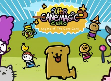 Super Cane Magic ZERO: uno sguardo in video al titolo dai Nintendo Switch europei