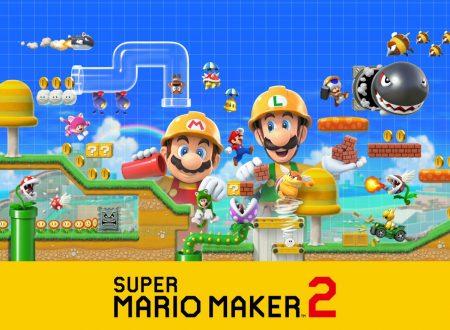 Super Mario Maker 2: il titolo è in arrivo il 28 giugno su Nintendo Switch