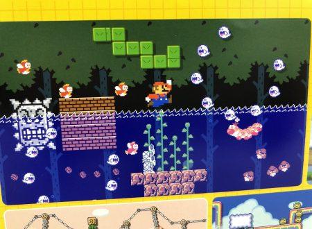Super Mario Maker 2: nuove immagini ci mostrano delle inclusioni inedite nel titolo