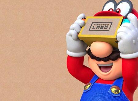 Super Mario Odyssey: tempi di caricamento migliorati anche per il baffuto idraulico