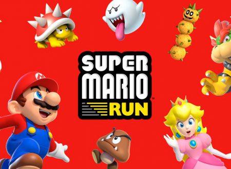 Super Mario Run: il titolo aggiornato alla versione 3.0.13 sui dispositivi Android