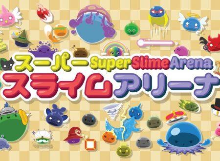 Super Slime Arena: pubblicato un nuovo trailer sull'indie in arrivo nel 2019 su Nintendo Switch
