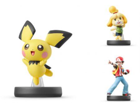 Super Smash Bros. Ultimate: gli amiibo di Pichu, Fuffi e l'Allenatore di Pokémon sono in arrivo il 17 luglio, svelato l'evento, Castlevania: sinfonia di spiriti