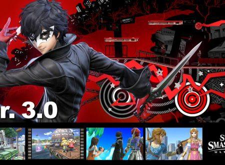 Super Smash Bros. Ultimate: il titolo ora aggiornato alla versione 3.0.0 sui Nintendo Switch europei
