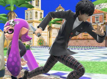 Super Smash Bros. Ultimate: il titolo ora aggiornato alla versione 3.0.1 sui Nintendo Switch europei