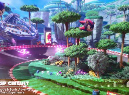 Team Sonic Racing: un nuovo video di SEGA ci mostra lo scenario di Wisp Circuit