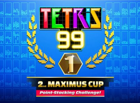 Tetris 99: annunciato l'arrivo della seconda Maximus Cup, ancora in palio dei punti d'oro di My Nintendo