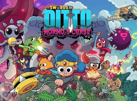 The Swords of Ditto: Mormo's Curse, il titolo aggiornato alla versione 1.17 sui Nintendo Switch europei