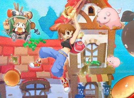 Umihara Kawase: annunciato l'arrivo di un nuovo titolo della serie su Nintendo Switch