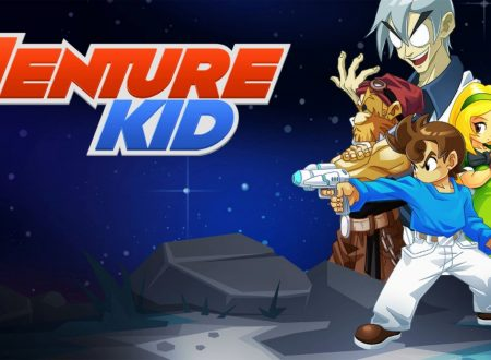 Venture Kid: uno sguardo in video al titolo dai Nintendo Switch europei
