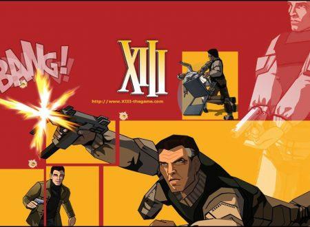 XIII: il remake del classico FPS in cel-shading è in arrivo il 13 novembre su Nintendo Switch