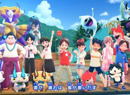 Yo-kai Watch 4: pubblicato il video opening giapponese del titolo