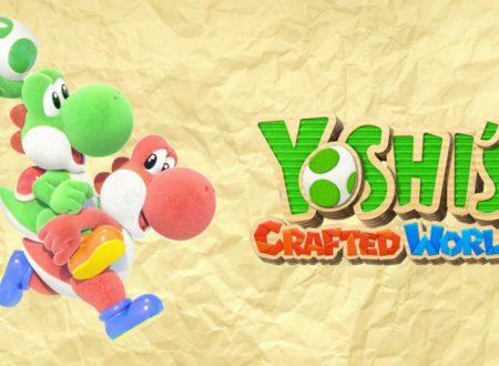 Yoshi's Crafted World: uno sguardo alle vendite giapponesi del titolo