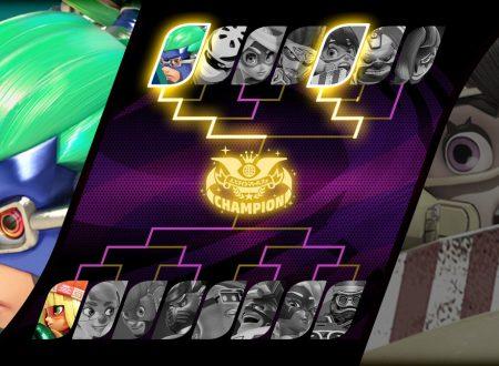 ARMS: Ninjara è il vincitore della seconda semifinale del torneo Party Crash Bash
